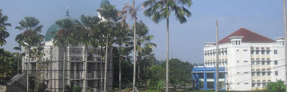 Gedung AKPER Al-Ikhlas Bogor